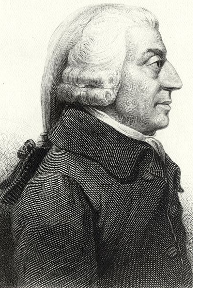 Sketch of Adam Smith