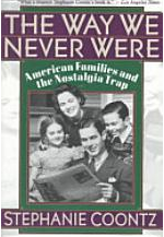 "Book cover of ""The Way We Never Were"""
