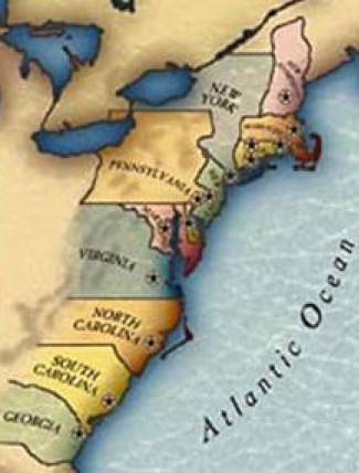the gradual separation of the american colonies from england The history of new england pertains to the new england region of north america in the united statesnew england is the oldest clearly defined region of the united states, and it predates the american revolution by more than 150 years.