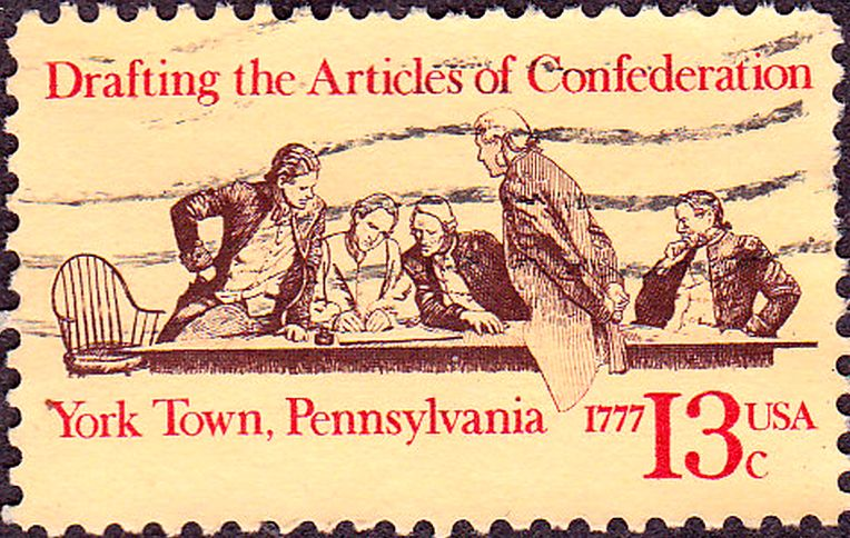Articles of confederation year ratified
