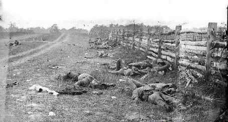 Photo of Civil War Deaths
