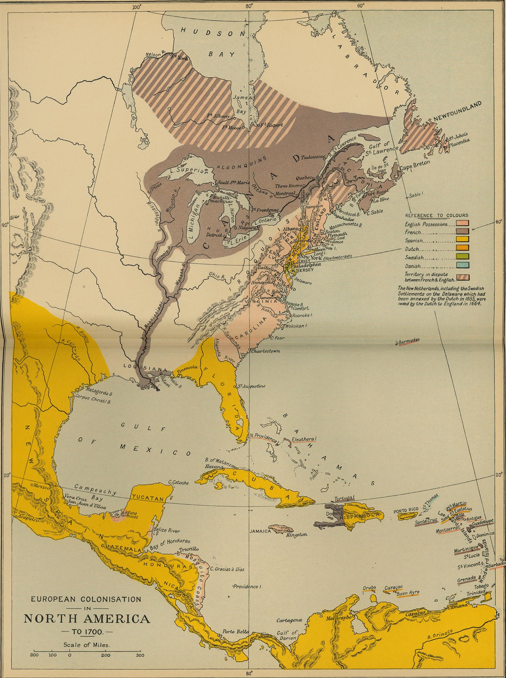 northern middle and southern colonies