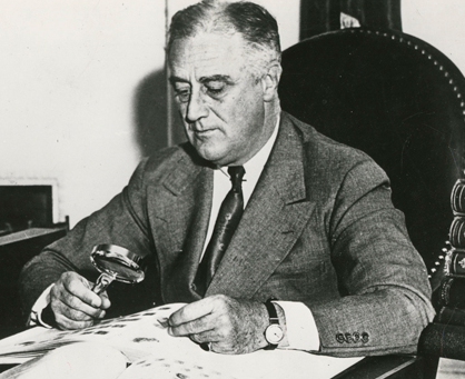 an analysis of franklin d roosevelts inaugural address goals At a glance description david kennedy questions franklin d roosevelt's second inaugural address what, he asks, were fdr's intentions in making his speech.