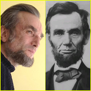 Picture of Daniel Day Lewis and Lincoln
