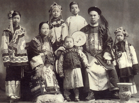 Image result for Chinese community 19th century in the west