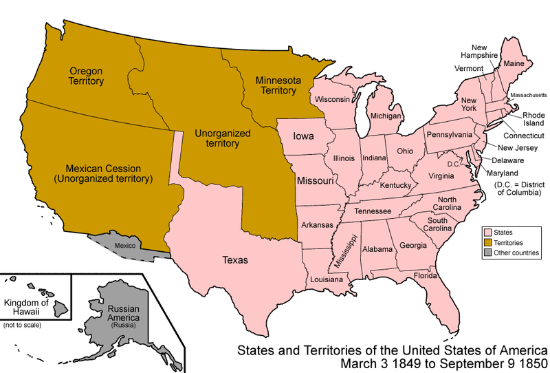Resourcesforhistoryteachers Usi US History Maps From Kappa Maps - Us map nebraska state