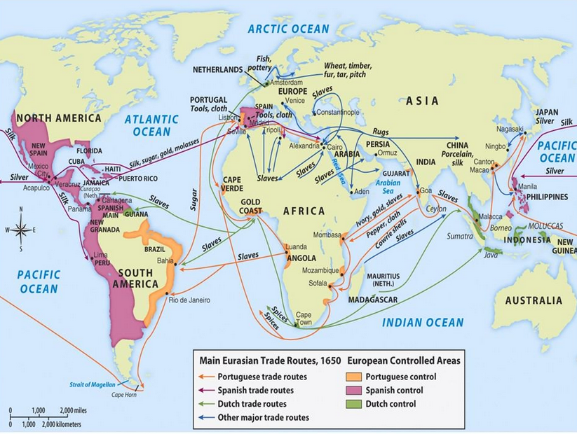 how did geography greatly influence british colonies in north america in the 1600s Us history lesson 2  what part of your life did the puritans greatly influence  the last and southernmost british colony in north america was.