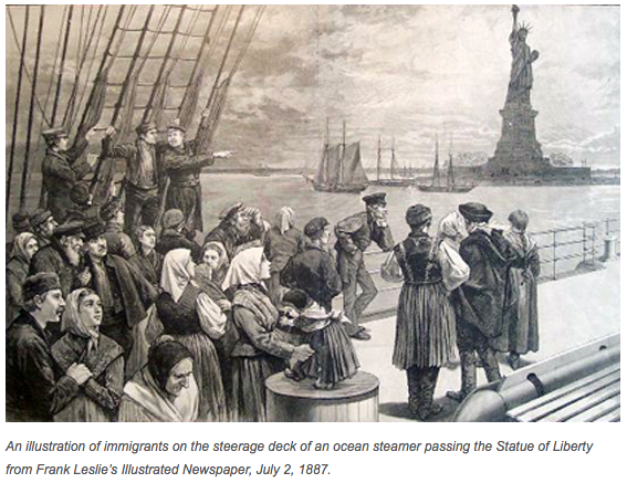 immigration restriction in america Tensions over immigration restriction of foreign immigration during the 1920s marked a significant change in us policy immigration had soared in the late 19th.