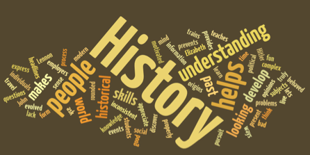 What is history and what is not?
