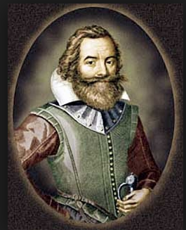 Painting of John Smith