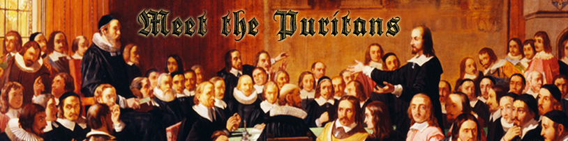 Meet the Puritans painting