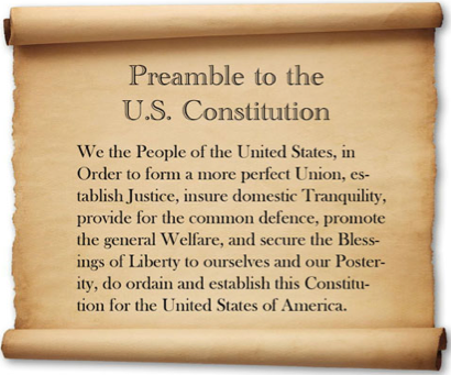 Image result for THE PREAMBLE